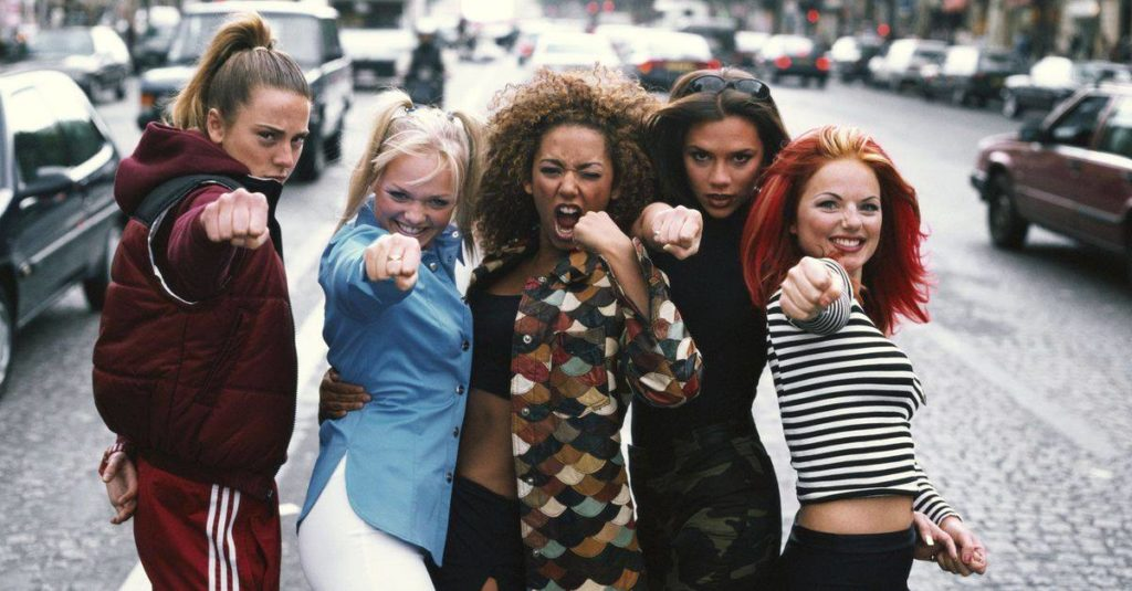 Spice Girls / Photo: Facebook @SpiceGirlsNews