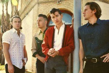 Arctic Monkeys/Photo: facebook@ArcticMonkeys