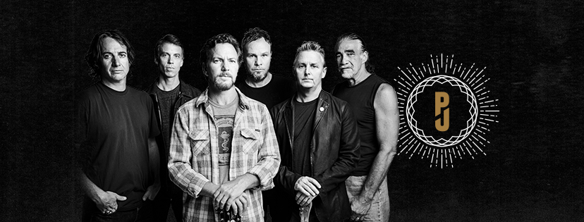 Pearl Jam/Photo:  facebook@PearJam