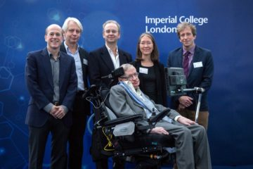 Stiven Hoking/ Photo: Facebook @#stephenhawking