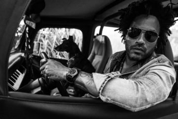 Leni Kravic/Photo: facebook@lennykravitz/ Mathieu Bitton