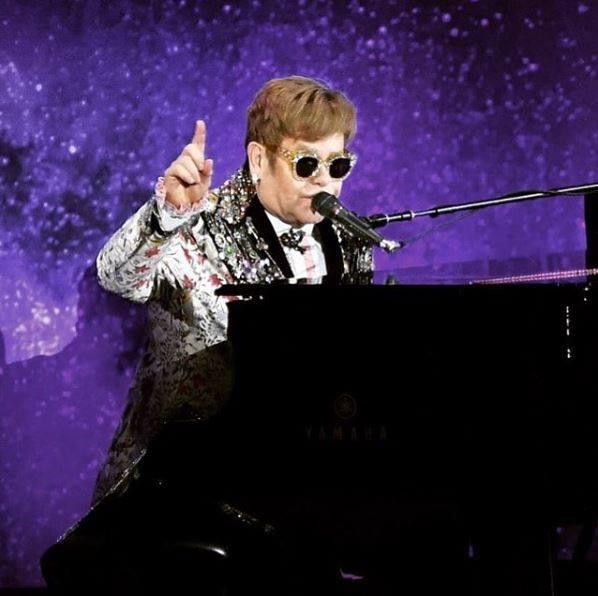 Elton Džon/Photo: faceook@EltonJohn