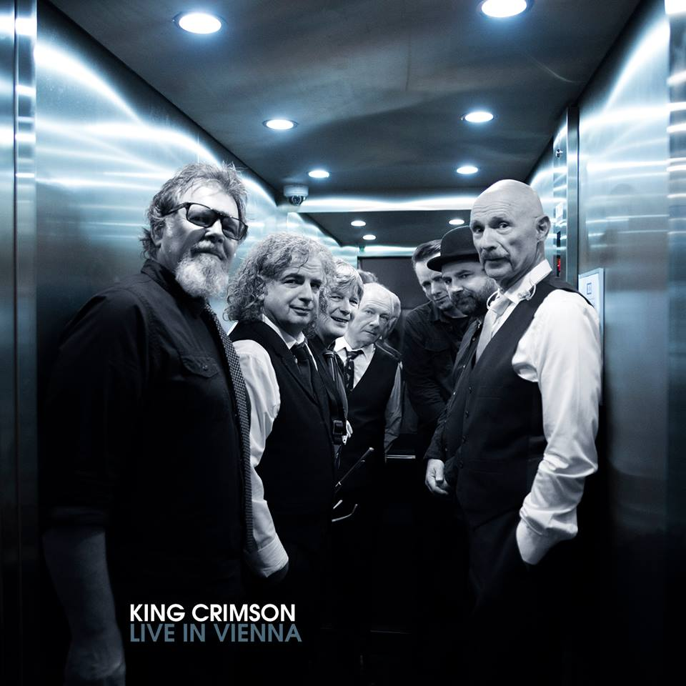 King Crimson/Photo: facebook@kingcrimsonofficial
