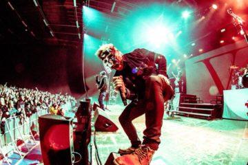 Hollywood Undead/ Photo: FAcebook @hollywoodundead
