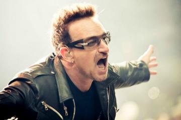 Bono Vox/Photo: YouTube printscreen