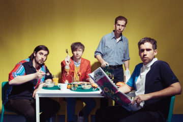 Parquet Courts/ Photo: Promo (Ebru Yildiz)