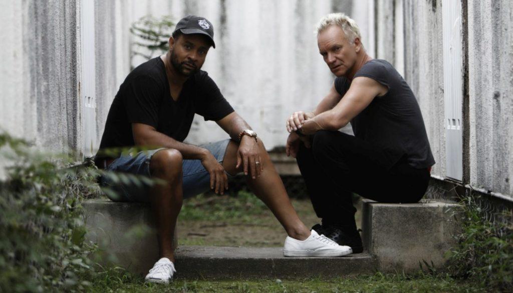 Sting i Šegi/Photo: Promo