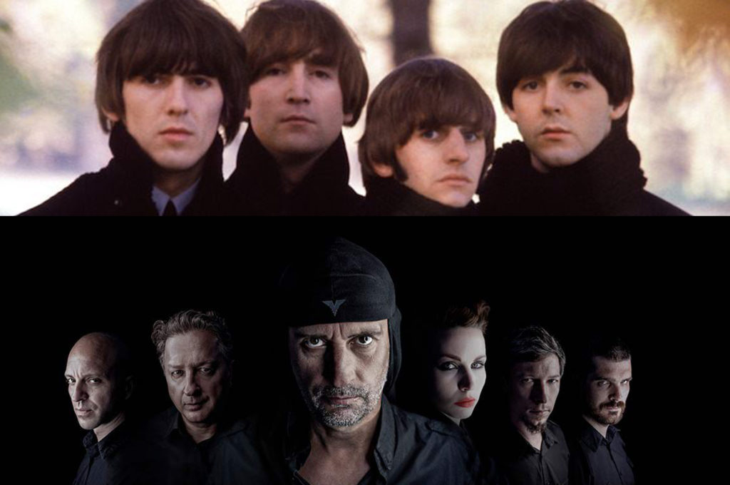 Laibach & The Beatles/Photo; Promo