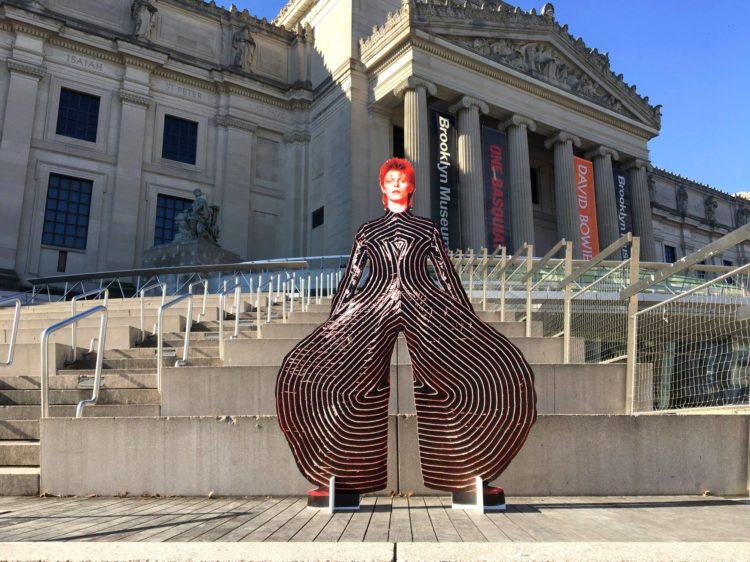 Dejvid Bouvi/Photo: facebook@brooklynmuseum