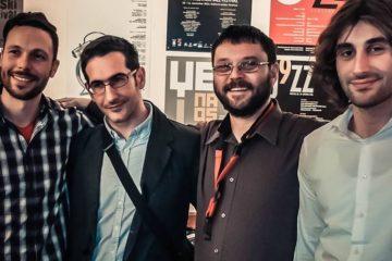 Milan Petrović Quartet/ Photo: Facebook