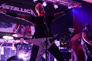 Metallica Tribute Band – Black/ Photo: Promo