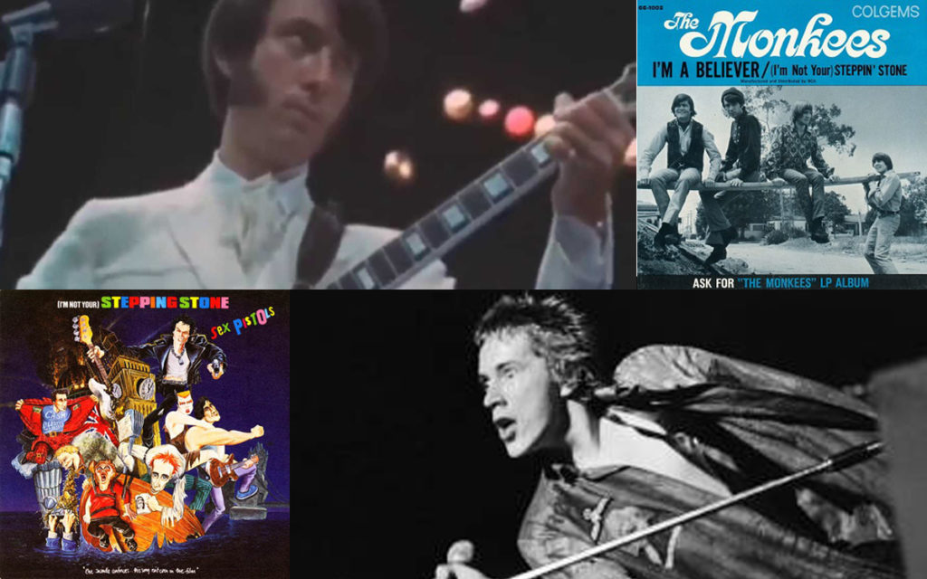 Monkees & Sex Pistols/Photo: printscreen