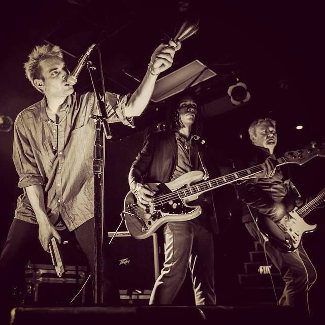 Gang Of Four/Photo: facebook@gangoffourofficial
