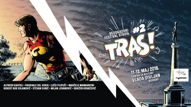 Tras festival stripa/Photo: facebook@gestivalstripa