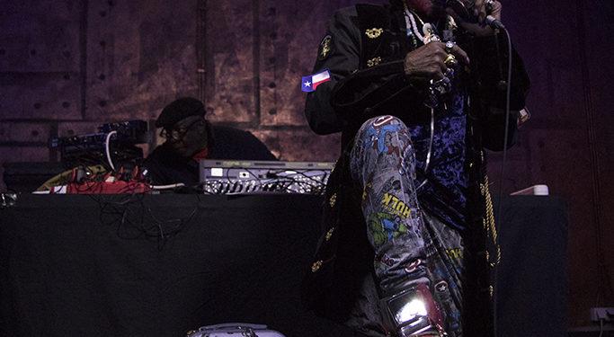 Lee Perry & Mad Professor/ Photo: AleX