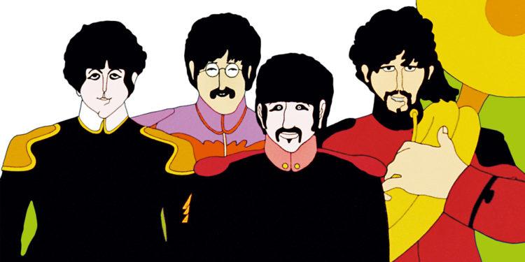 The Beatles, Yellow Submarine, promo