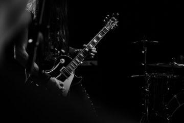 Gitara, rock band, ilustracija: Photo: Pixabay