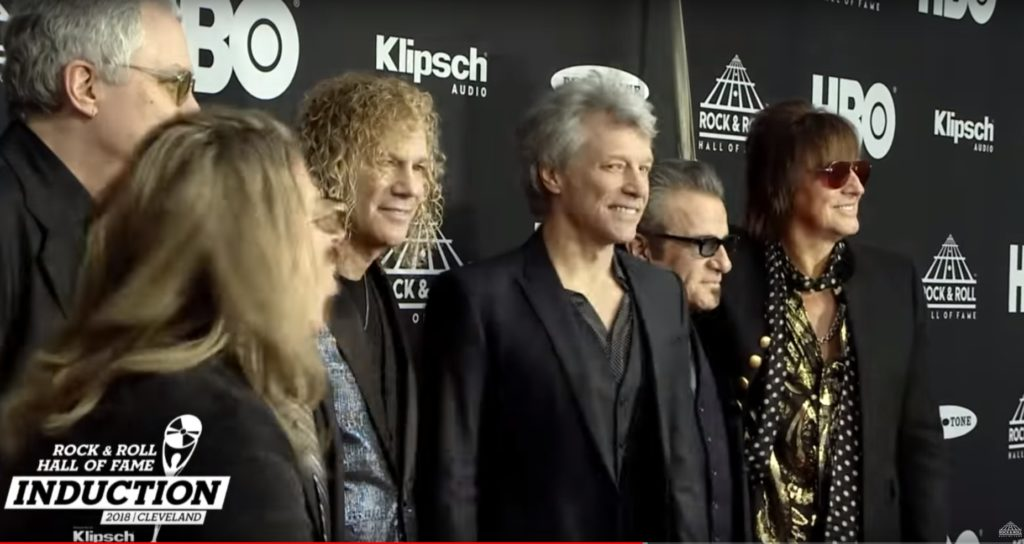 Bon Jovi/Photo: YouTube printscreen