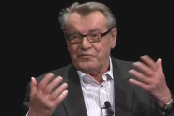 Miloš Forman/Photo: YouTube printscreen
