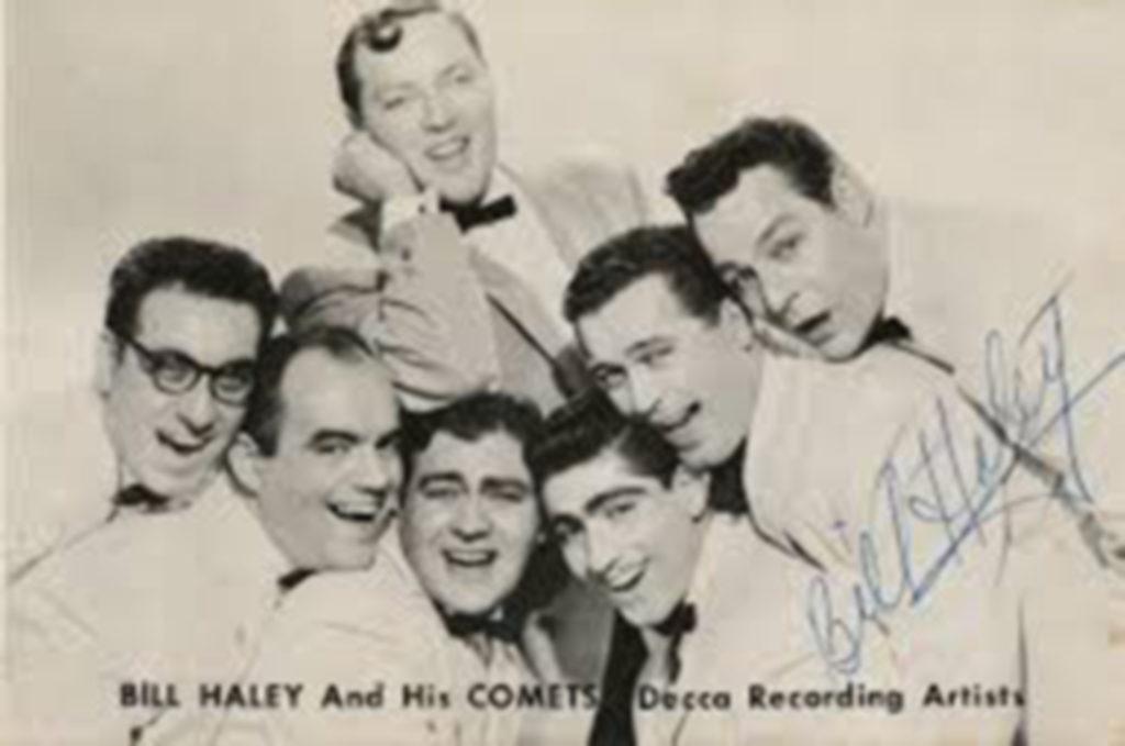 Bill Haley & His Comets/Phото: printscreen