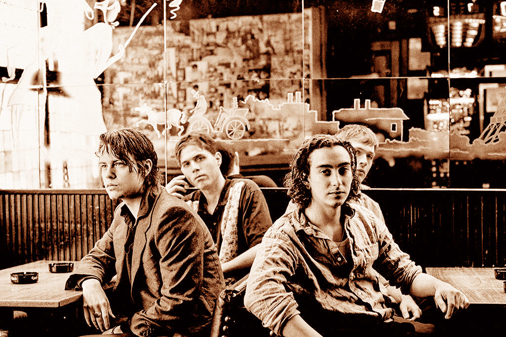 Iceage/ Photo: Steve Gullick