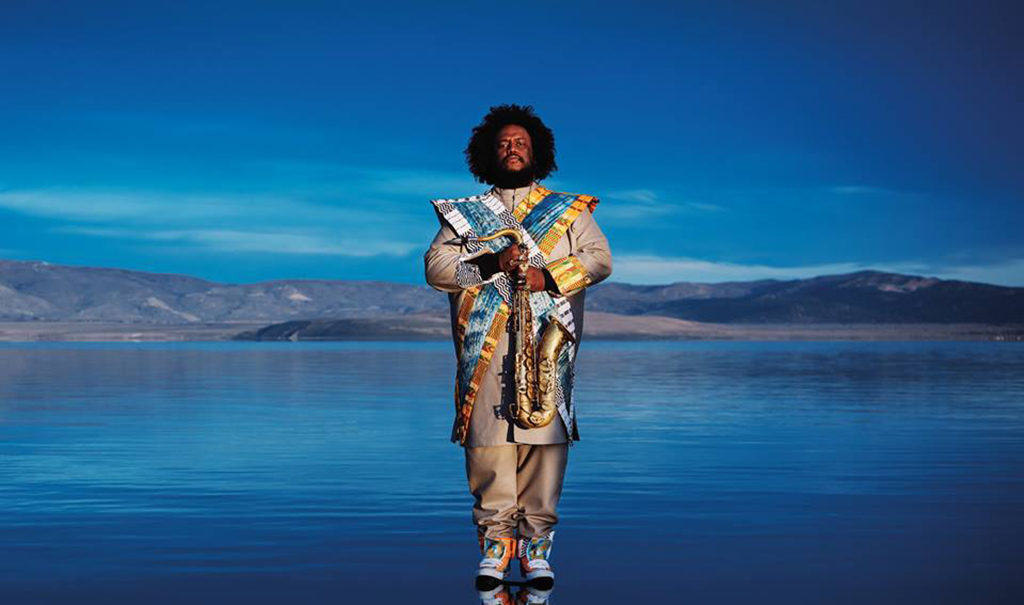 Kamasi Vašington/ Photo: Facebook @kamasiw