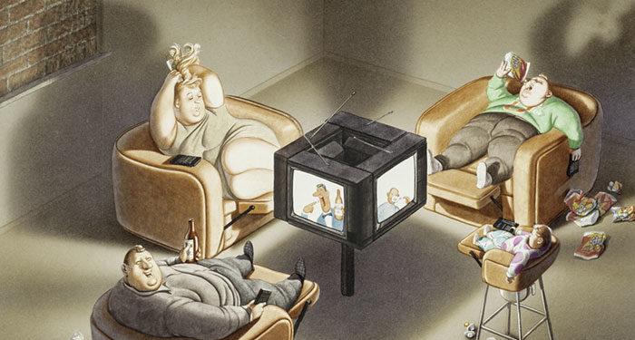 Gerhard Haderer, ilustracija