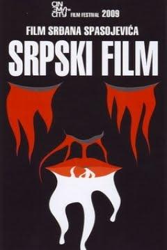 Srpski film/Plakat
