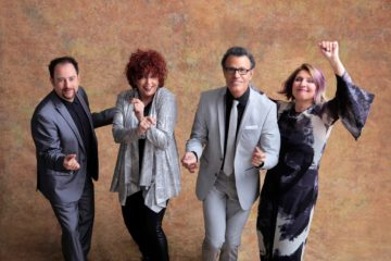 The Manhattan Transfer/Photo: facebook@ManhattanTransferOfficial
