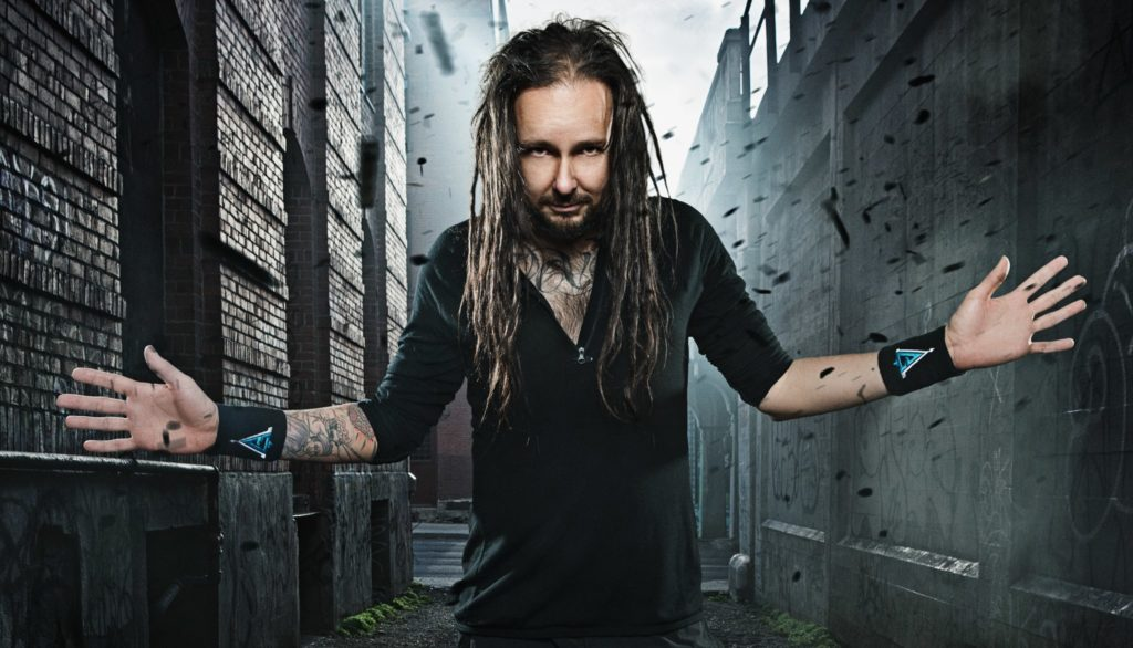 Džonatan Dejvis, Korn/Photo: facebook@TheRealJonathanDavis