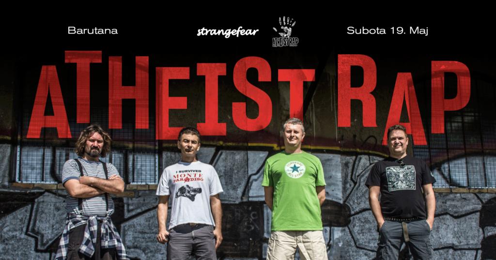 Atheist Rap/ Photo: Promo