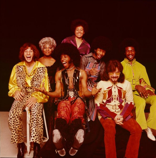 Sly & the Family Stone/Photo: facebook@slyfamilystone