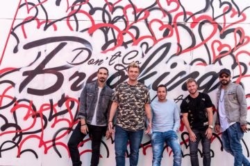 Backstreet Boys /Photo: facebook@backstreetboys