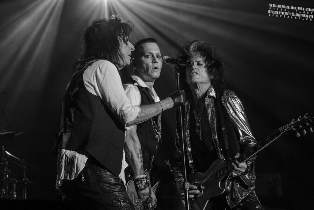 Hollywood Vampires/Photo: facebook@hollywoodvampires