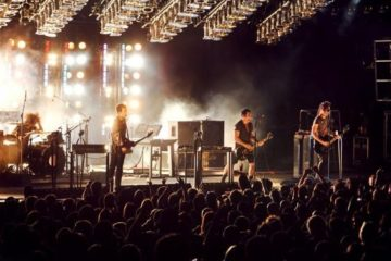 Nine Inch Nails/Photo: facebook@ninofficial