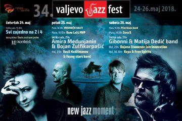 34. Valjevski džez festival