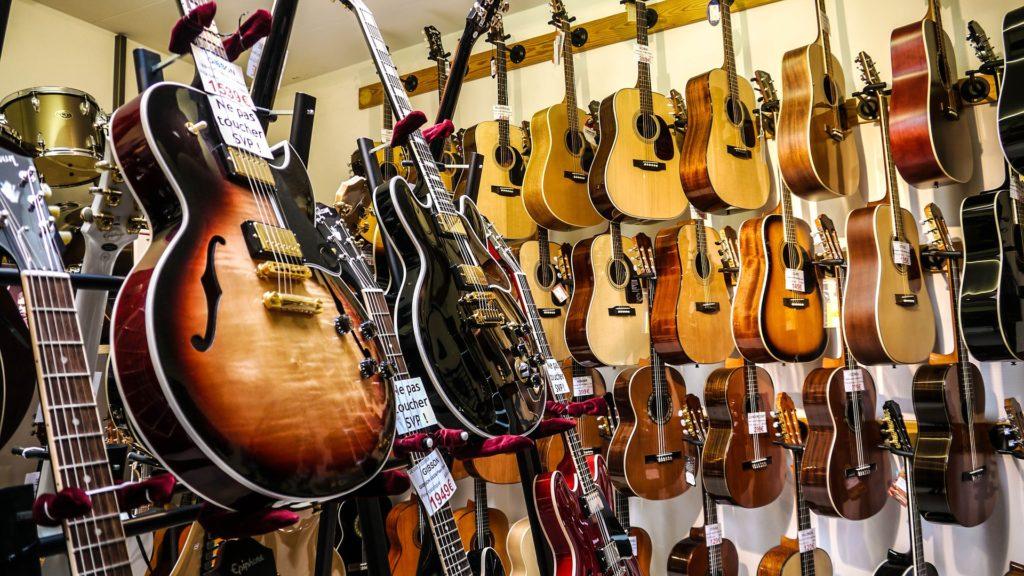 Guitar Showroom/Photo: Promo