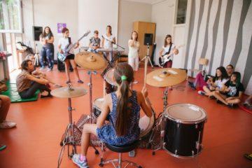 Rok kamp za devojčice/Photo: facebook@rokkampzadevojcice
