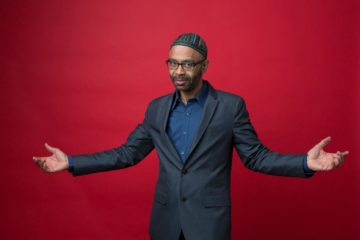 Keni Garet/ Photo: Facebook/ Kenny Garrett