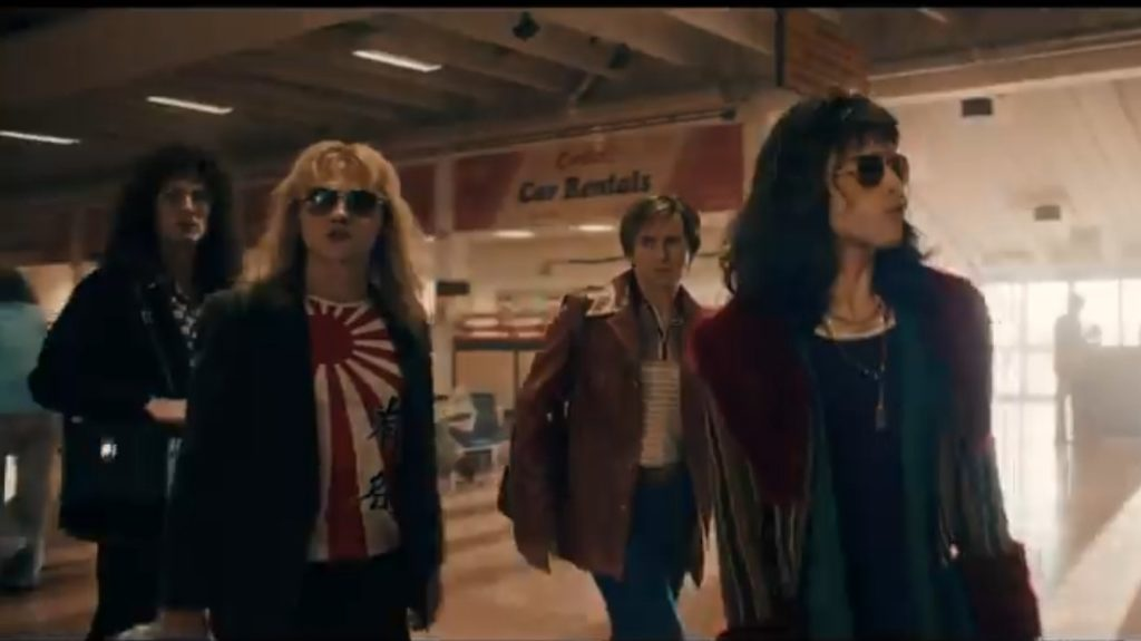 Bohemian Rhapsody/Photo: FB printscreen