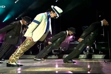 Michael Jackson - Smooth Criminal/print screen