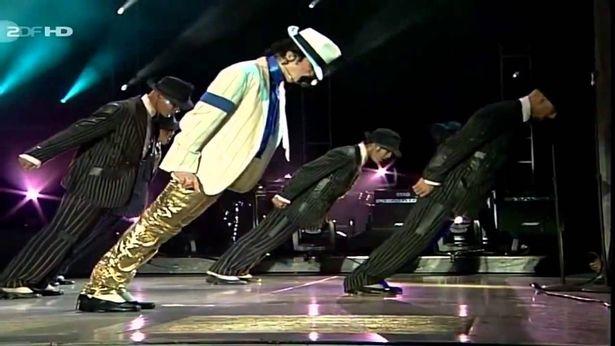 Michael Jackson - Smooth Criminal/print screen