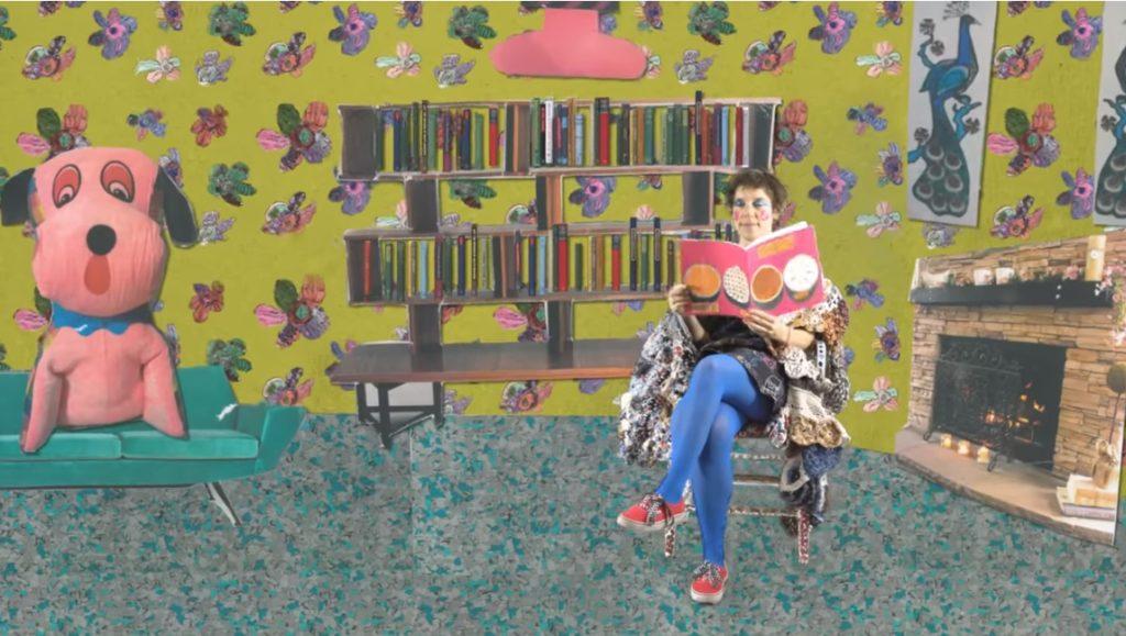 Tune-Yards/ Photo: youtube.com printscreen
