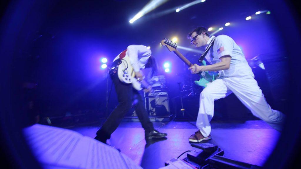 Weezer/Photo: facebook@weezer