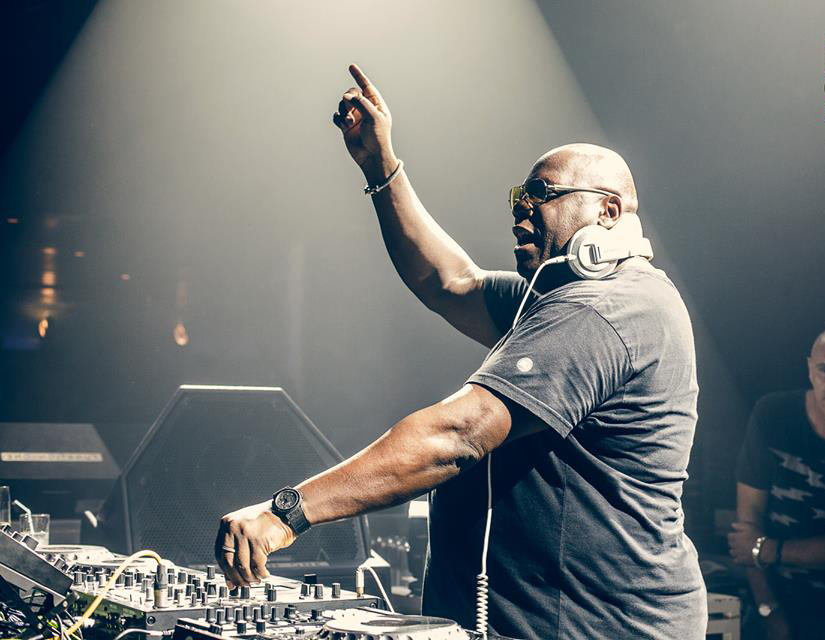 DJ Carl Cox/Photo: facebook@carlcox247