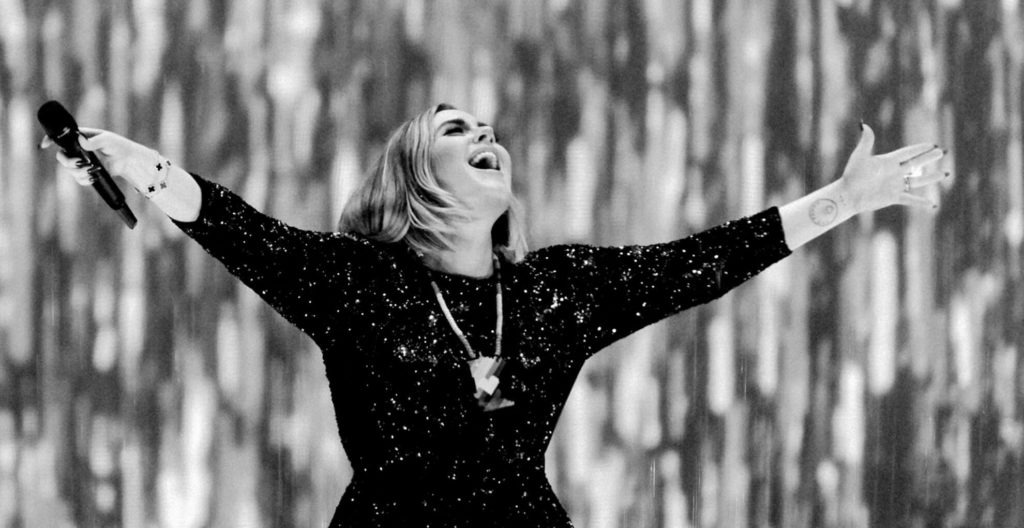 Adel/Photo: facebook@adele
