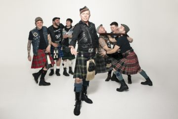 The Real McKenzies/Photo: Promo
