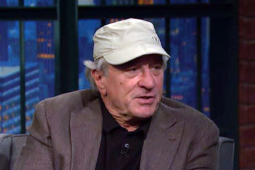 Robert de Niro/Photo: YouTube printscreen