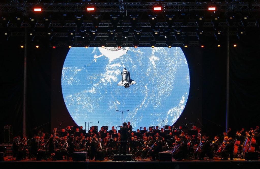 Beogradska Filharmonija/ Photo: Srđan Stevanovi'