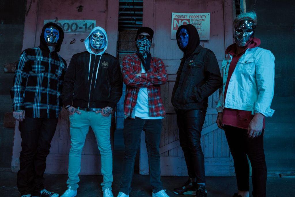 Hollywood Undead/ Photo: Promo